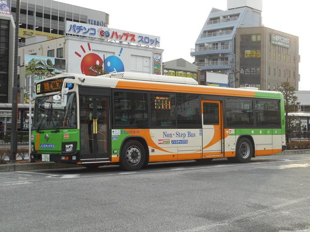 都営バス Z-C251 2018-1-19