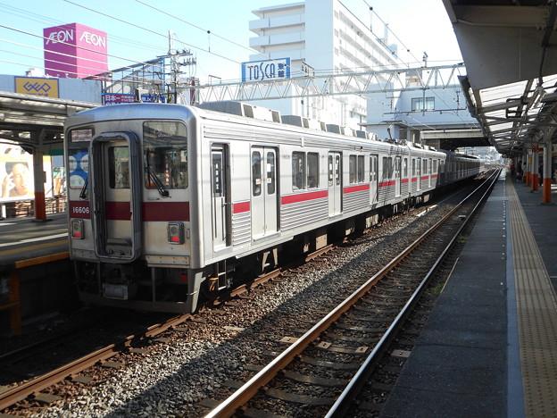 東武鉄道11606F 2018-1-2