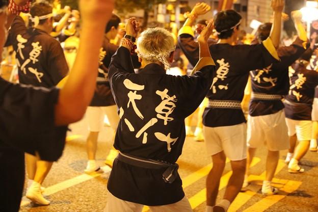 Photos: じっちゃんも踊る