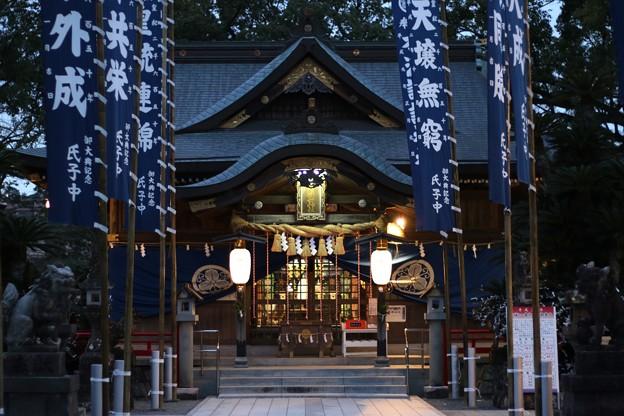 Photos: 本渡諏訪神社