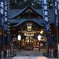 写真: 本渡諏訪神社