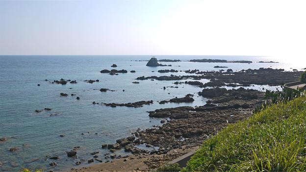 牛之浜駅からの眺望(2)