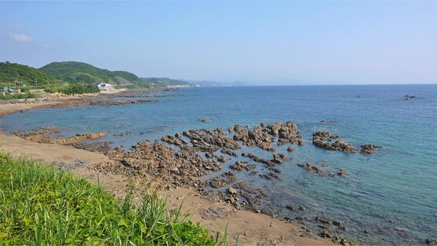 牛之浜駅からの眺望(1)