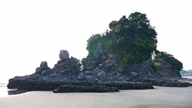 人形岩(1)