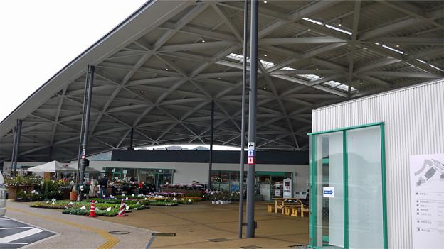 道の駅ソレーネ周南