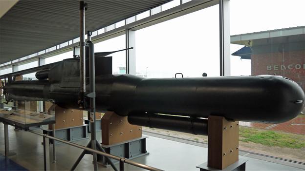 大和ミュージアム(15)人間魚雷「回天」