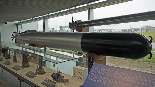 大和ミュージアム(11)九三式魚雷・二式魚雷