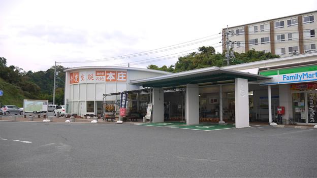 道の駅弁慶生誕の地本庄(1)