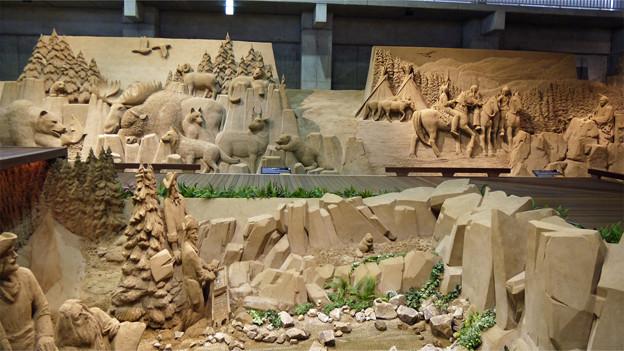 砂の美術館(8)