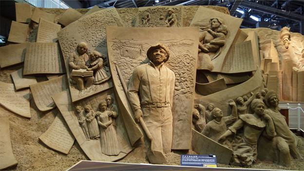 砂の美術館(7)