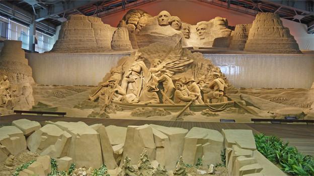 砂の美術館(5)