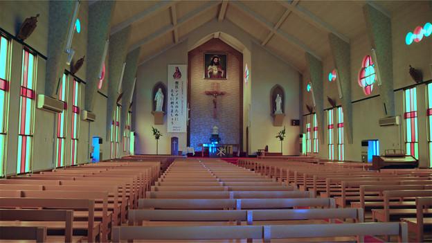 写真: 福江教会堂 (5)