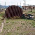 写真: 旧志免鉱業所竪坑櫓 (2)