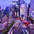 写真: 赤坂夜景 (4)