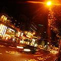 Photos: night car