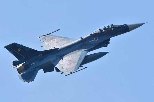 写真: 第6飛行隊F-2