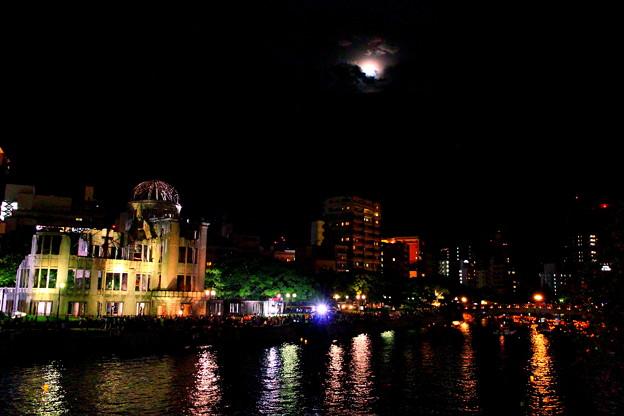 ~ドームと月と灯篭と~(記録Pasha!です!スルー宜しくです)