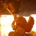 写真: 夕陽の音色♪~♪♪~