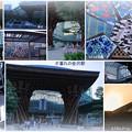 写真: 夕暮れの金沢駅
