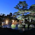 Photos: 兼六園 七福神山