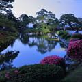 Photos: 初夏の兼六園 霞ヶ池