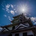 Photos: お城&太陽
