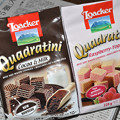 写真: Loacker Quadratini