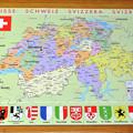 写真: スイス地図_1