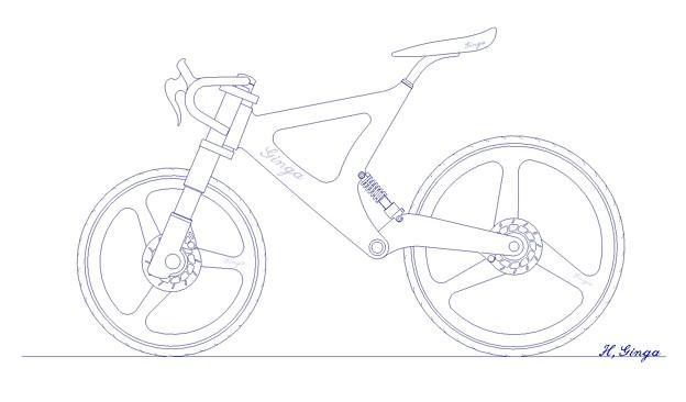 スペシャルバイクのデザイン