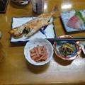 Photos: 民宿つかさの夕飯