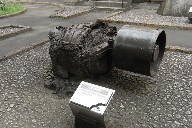 百馬力電動機の焼損