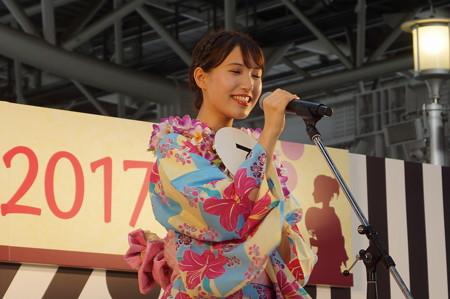ミスゆかたコンテスト2017大阪予選0107