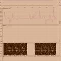Photos: 「MagMill」という廃盤アプリ、小笠原の地磁気観測所で、今日もまた異常が出ている・・・