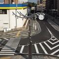 写真: 小山駅東モニュメント (1)