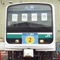 写真: E501系K752編成 (2)