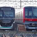 東急電鉄2020系2121編成・70000系71706編成 (2)