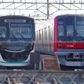 東急電鉄2020系2121編成・70000系71706編成 (3)