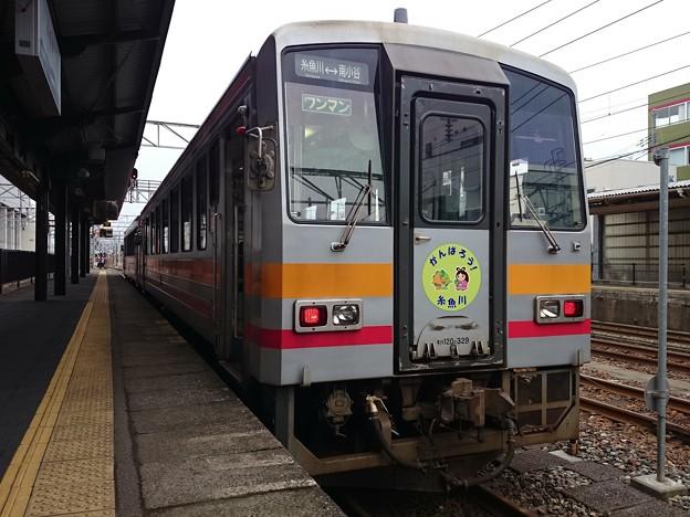 キハ120系 大糸線