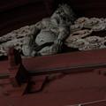 写真: 榛名神社_神楽殿_鬼-4069