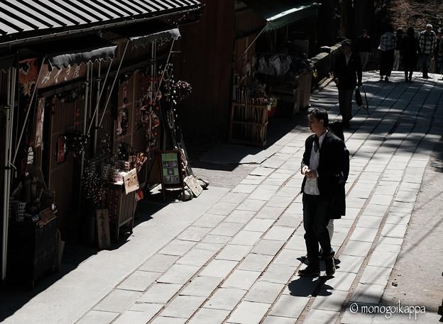 写真: 榛名神社_参道のお店-4098