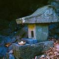 写真: 秋葉神社_祠_film-010023