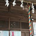 写真: 十二所神社_06拝殿-5821