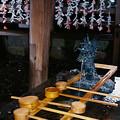 写真: TC1_氷川神社_01お水舎-000001