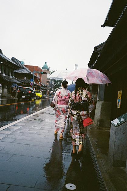 写真: TC1_川越_雨の散策-000015