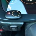 写真: つながるボタン