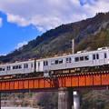 Photos: 大井川鐵道。。元気に走っている元東急7200系