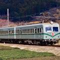 Photos: 大井川鐵道SLフェスタ限定ヘッドマーク付き元南海ズームカー