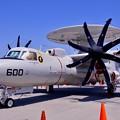厚木基地日米親善春まつり。。今度NFの艦載機になるVAW125アドバンスホークアイ E-2D 20170429