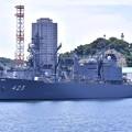 Photos: 軍港めぐりに乗って。。吉倉桟橋 補給艦ときわ 20170610