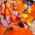 Photos: 撮って出し。。サマーフェスタ 地元サンバパレード 女王 7月17日